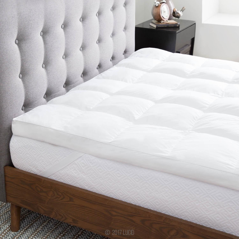 Twin XL Pillow Top Fiber Bed