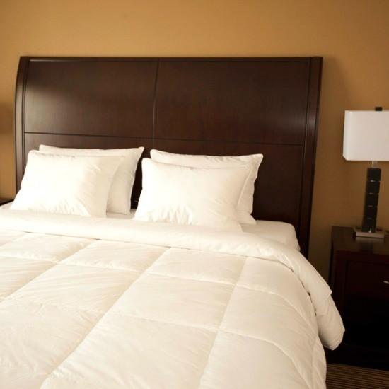 Twin XL White Goose Down Comforter