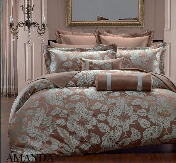 Amanda Duvet Cover Set 7 Pieces