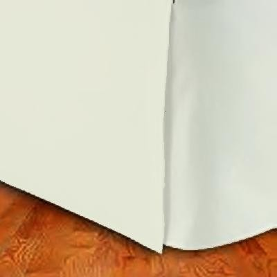 Full Size Tailored Microfiber Bed Skirt