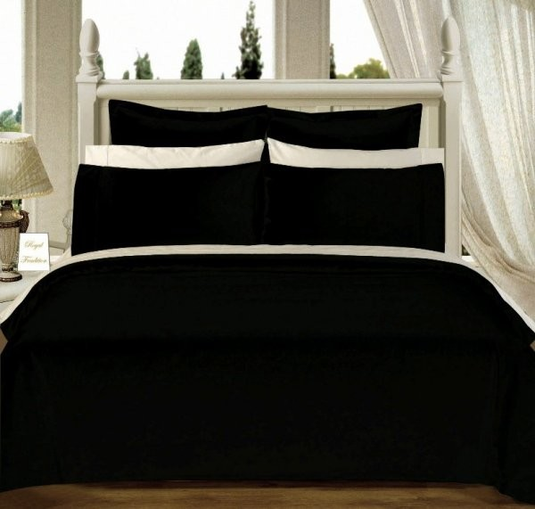Egyptian Cotton Bed in a Bag 550 Thread Count - Queen Size