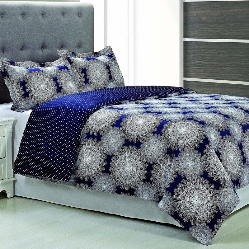 Casey 300tc Cotton Duvet Cover Set