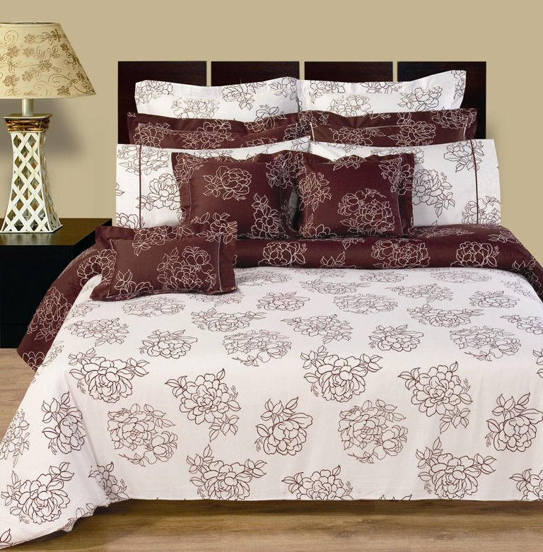 Cloverdale Egyptian Cotton Reversible Bed in a Bag