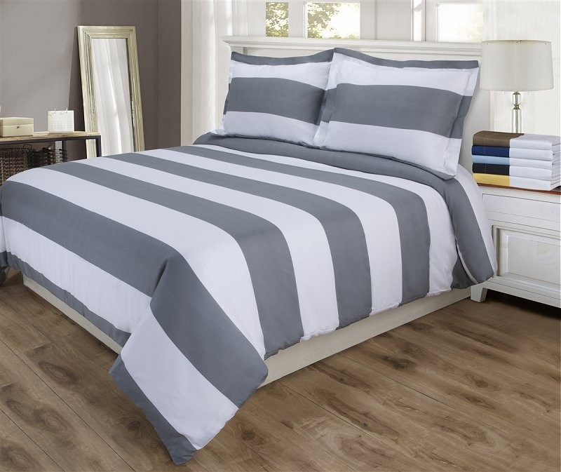 Cabana Duvet Cover Sets - Full/Queen
