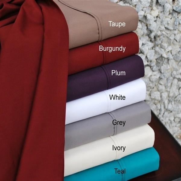 Cotton Rich 800 Thread Count Pillowcase Sets