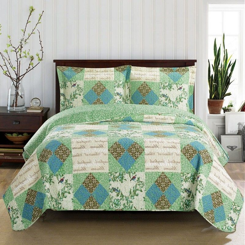 Davina Oversize Coverlet Quilt Set