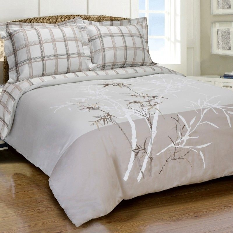 Elmwood 300tc Cotton Duvet Cover Set