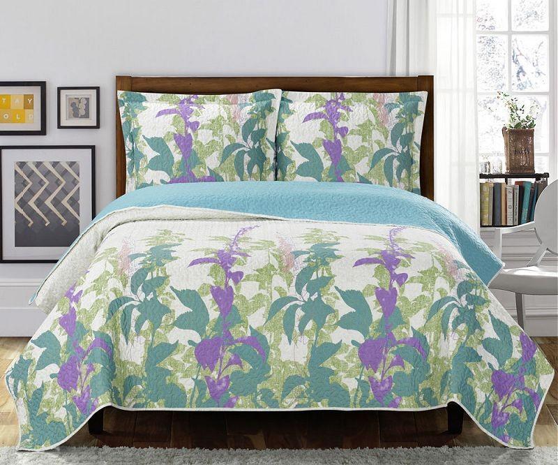 Freya Oversize Coverlet Quilt Set