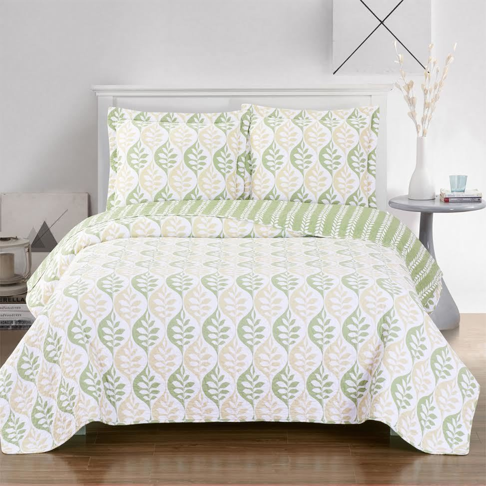 Gia Oversize Coverlet Quilt Set