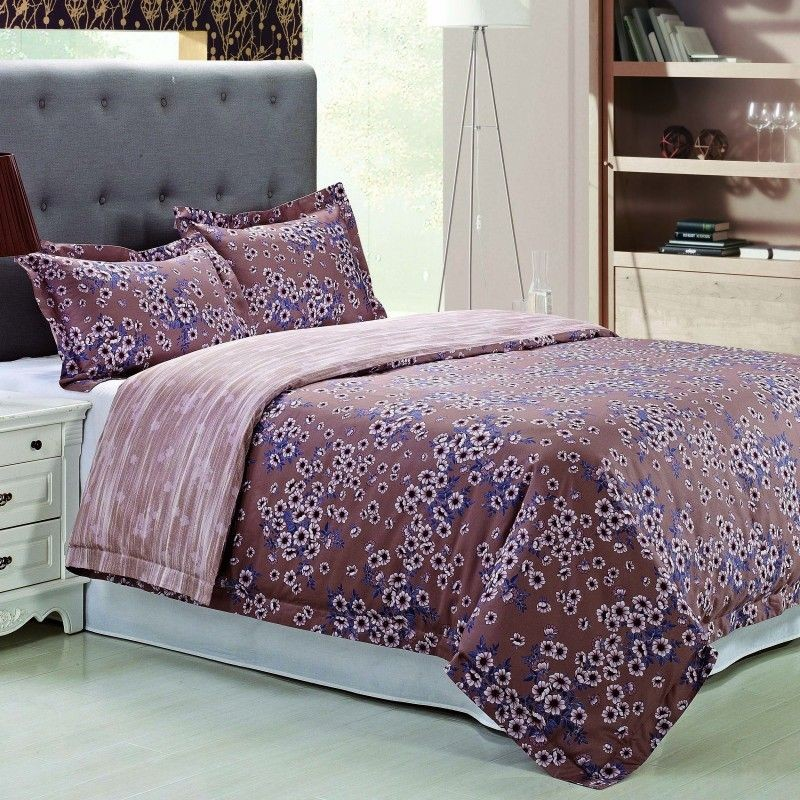 Hillcrest 300tc Cotton Duvet Cover Set