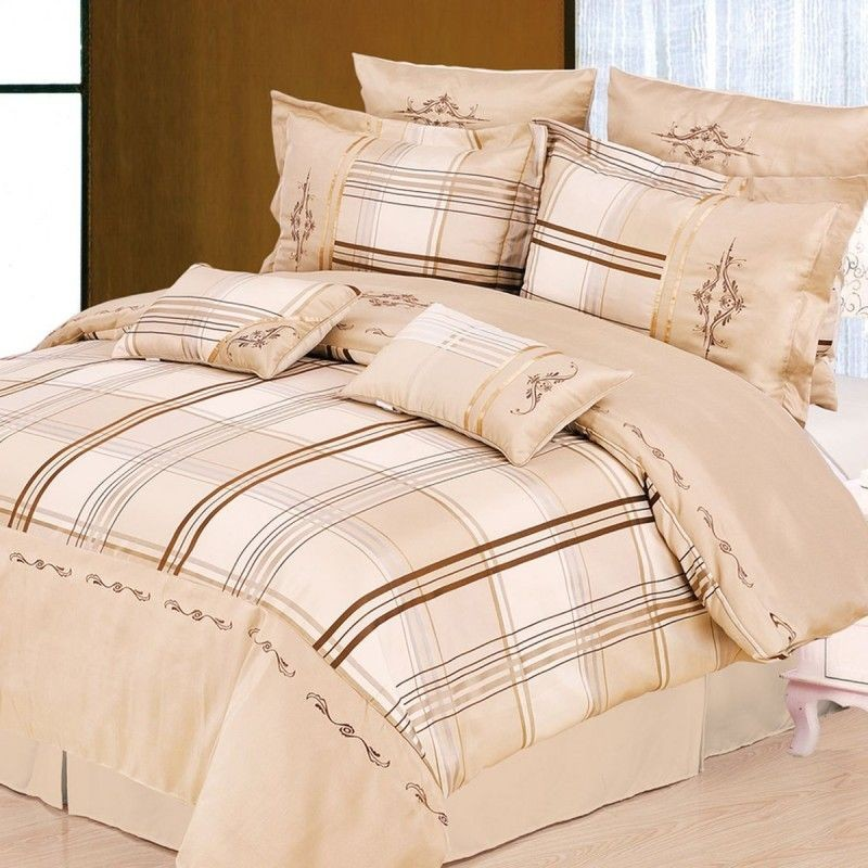 Madison 7-Piece Duvet Cover Set