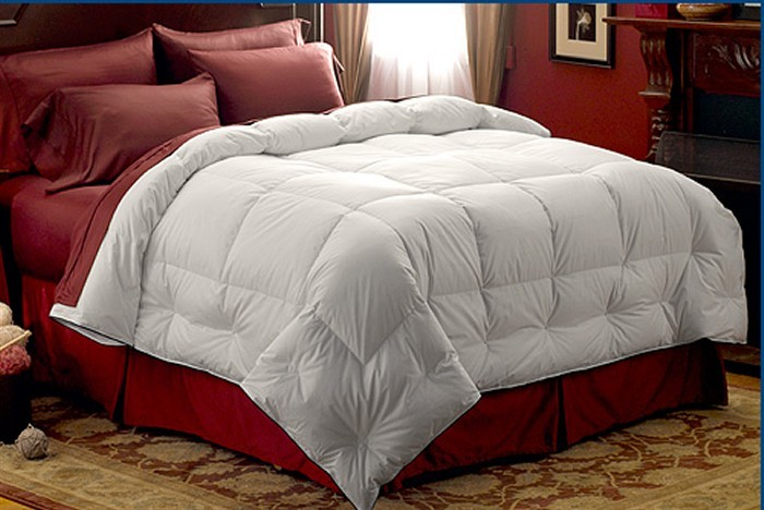 Pacific Coast Medium Weight Down Comforter