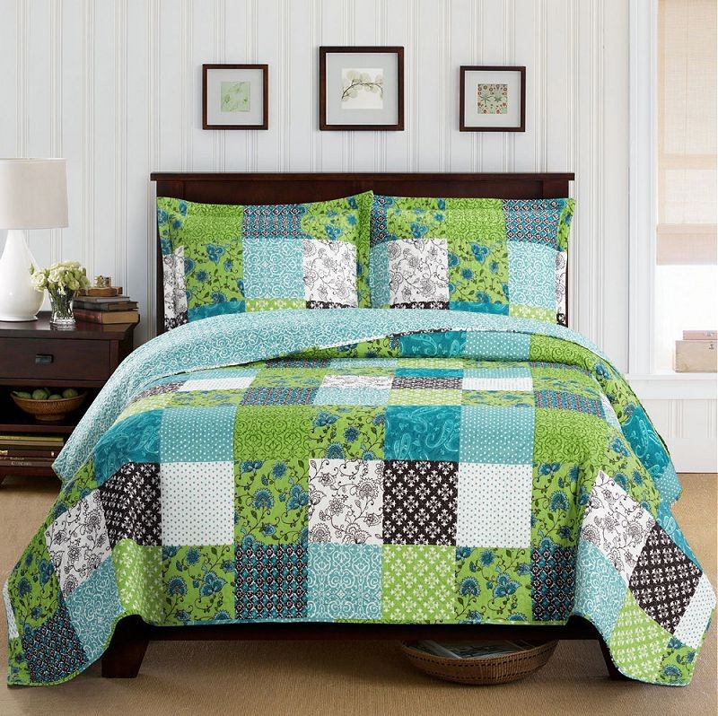 Rebekah Oversize Coverlet Quilt Set