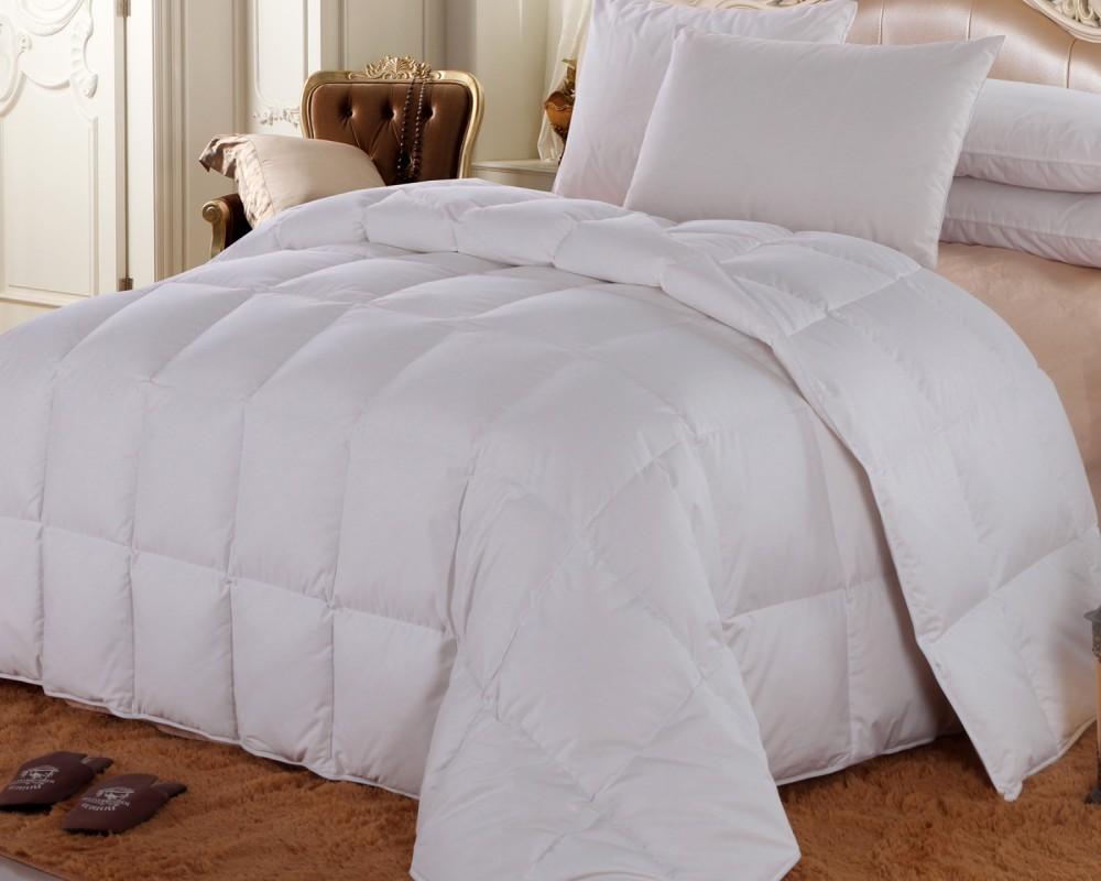 Royal Hotel Solid Goose Down Comforter