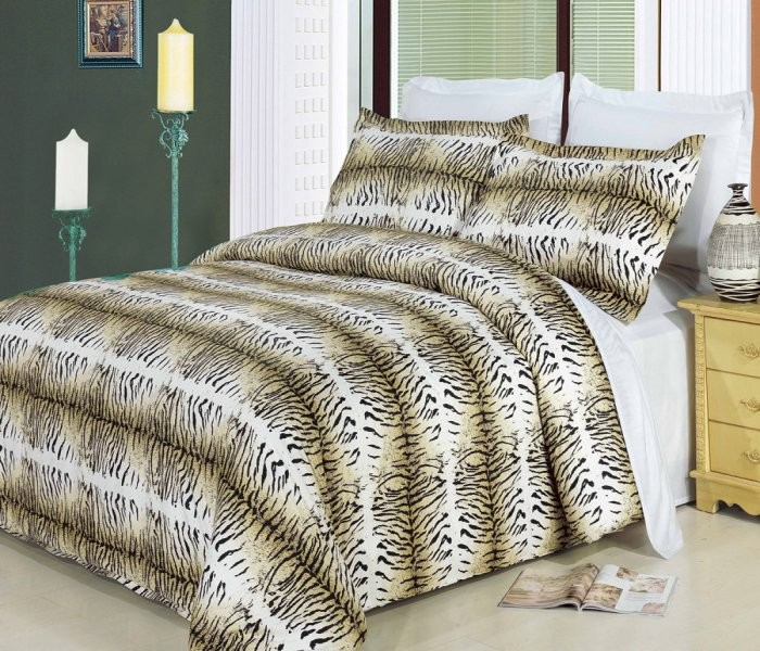 Safari Duvet Cover Set 100% Egyptian Cotton