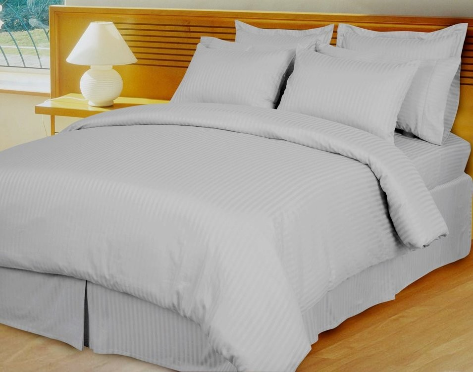 Egyptian Cotton 600TC Comforter Set - Lilac