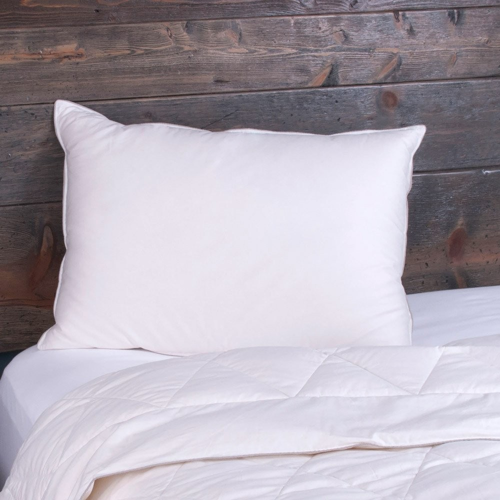 DREAM NATURALLY WOOL & DOWN BLEND PILLOW