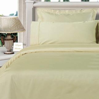 Twin XL Egyptian Cotton Comforter Set - Ivory