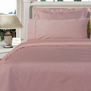 Twin XL Egyptian Cotton Comforter Set - Lilac
