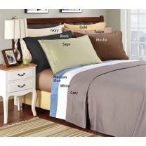 Full Size Sheet Set Egyptian Cotton 1500 Thread Count