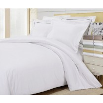 800 Thread Count Embroidered Duvet Cover Sets