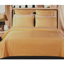Egyptian Cotton 550TC Comforter Set - Gold