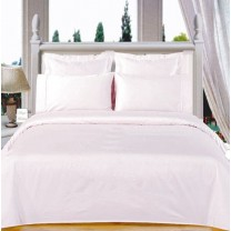 Egyptian Cotton 550TC Comforter Set - White