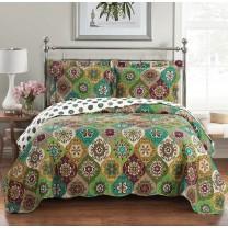 Bonnie Oversize Coverlet Quilt Set