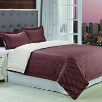 Campbell 300tc Cotton Duvet Cover Set