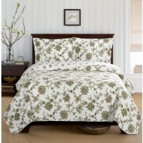 Carrie Oversize Coverlet Quilt Set