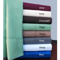 Full Size Hem Stitch Sheet Sets
