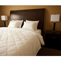 Diamond Stitch Hotel Down Blanket