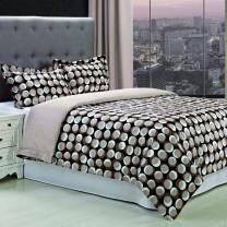 Monroe 300tc Cotton Duvet Cover Set