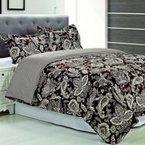 Overbrook 300tc Cotton Duvet Cover Set