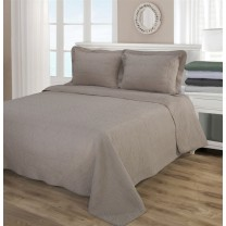 100% Cotton Corrington Quilt Set