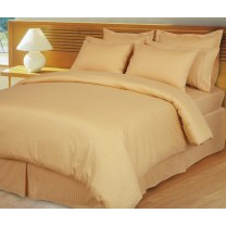 Egyptian Cotton 600TC Comforter Set - Gold