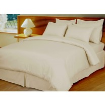 Egyptian Cotton 600TC Comforter Set - Ivory