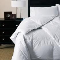 White Down Comforter