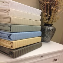 Split King Sheet Set 650 TC Egyptian Cotton