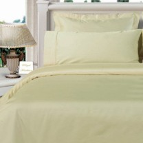 Twin XL Egyptian Cotton Comforter Set - Ivory