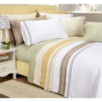Twin XL 800 TC Embroidered Sheet Sets