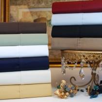 Twin XL / Twin 530TC Egyptian Cotton Duvet Cover Set
