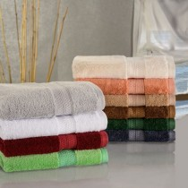 Rayon From Bamboo 12PC Face Towel Set