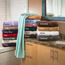 Egyptian Cotton 900 GSM Towels - 6 Piece Set