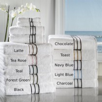 Hotel Towel Set 900GSM 6-Piece