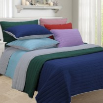 100% Cotton Brandon Quilt Set
