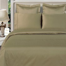 100% Bamboo 4pc Comforter Cover Set - Full/Queen
