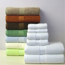 Bamboo Blend Towels - 6 Piece Set