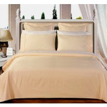 Egyptian Cotton 550TC Comforter Set - Ivory