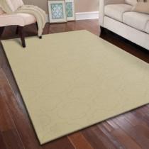 Hand Woven Charlotte Wool Rug (5'x8')